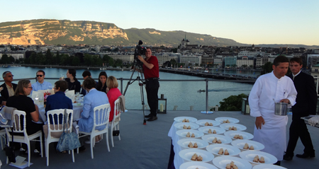 Swiss Taste of Switzerland Beau Rivage Genf Kulturonline.ch