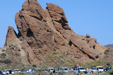 Nationalpark Teide Teneriffa
