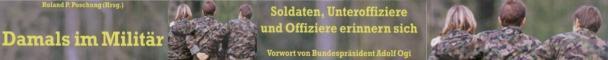 Buchhinweis «Damals im Militär»